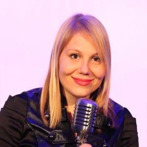 Melanie Nocon - Vocals - Starcover Showband aus Hamburg