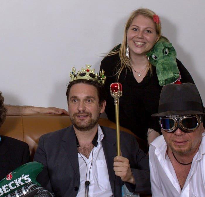 Starcover Partyband - Ulkfoto auf Hochzeit