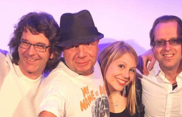 Die Starcover Showband spielt Tanzmusik und Partymusik auf Ihrer Veranstaltung